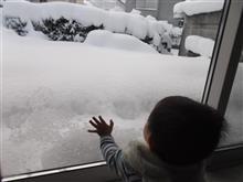 雪もういらん。