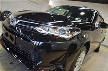 「扱い易い5ナンバーサイズのステーションワゴン」トヨタ カローラフィールダーのガラスコーティング【リボルト松本】