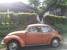 旧車あるあるが(ヾノ・∀・`)ナイナイのビートルさん
