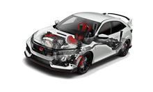 Honda S2000 vs new Civic Type R FK8 on track