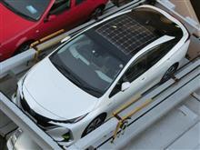 ソーラー充電の実力