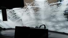 """本日イベント2日目,霜の降りる早朝から夕方まで頑張って, #銚子 名物 #鳥文 の"""" #一口からあげ """"とママ #焼うどん と #ルパン三世 で晩御飯食べてからノンビリとオリンピック観戦♡"""