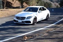 C63S ならしツーリング 伊豆まで!