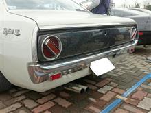 鹿嶋旧車会。