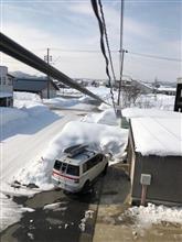 今年やっぱり雪多いかも?