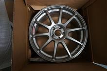 今日のホイール SSR GT-V02 -トヨタ 50プリウス用-