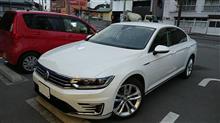 VW EOS 車検チャレンジ