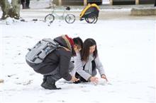 もう雪の週末は懲り懲りですね(;^_^A