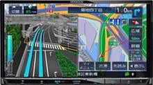 新製品、ケンウッド、彩速ナビゲーション「MDV-L505W/L505/L405W/L405」