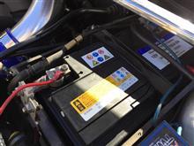VOLVOの純正バッテリーの寿命