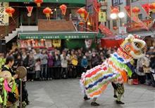 旧暦1月2日「春節」漫遊記 @ 神戸南京町の春節祭