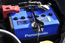 バッテリー上がりの続き:バッテリー交換しました! パナソニック CAOS Q-90