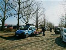 フリマ出店@加須はなさき水上公園