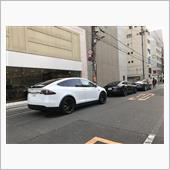 TESLA電気自動車初体験