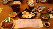 美食 和式のホテルの食事ここにあり!美味しいとしか言えない。