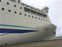 無事に新潟港を出航