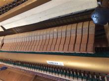 ピアノのオーバーホール