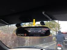ジャパンタクシーに見つめられて
