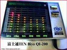 夜間走行を楽しくしよう~富士通テン Biyo QI-200 インジケーターがやっと出来ました!~