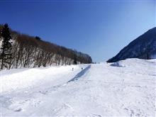 雪道 氷上走行?