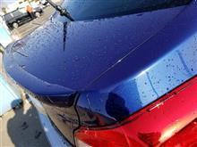 洗車日和♪ (*^-^*)