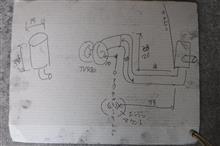 WS310のエアクリーナーBOX引越し