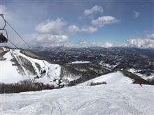最近の出来事 ~スキーから車検整備~