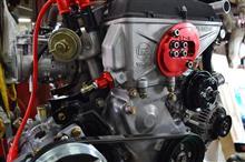 2TGエンジン完成間近