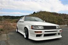AE86 後期2ドア レビン フルレストア・コンプリートカー製作 その24「完成!!」
