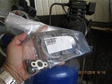Campbell Hausfeld Compressor Reseal Job (その1)