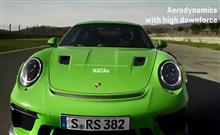 991.2型 GT3RS 動画