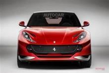 Ferrari SUV  2020年か?