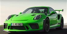 ポルシェ991.2 GT3RSが正式発表!前期GT3RSとデザインを比較♪