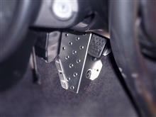 ダイハツ コペン(L880K)・ストーリアX4 のドライバーフットレストが在庫限りの販売