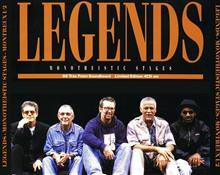 Legends at Montruex 1997 / Put It Where You Want It