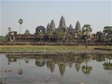 カンボジアとか行ってきた