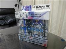 GUNDAM FIX FIGURATION #0011 EX-Sガンダム!