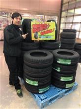 ☆ミニバン専用タイヤが安い(195/65R15)☆東大阪店