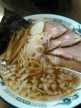 14・麺藤田で中華そば