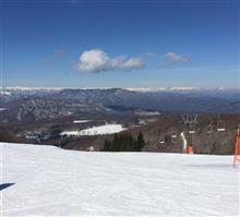 スキーに行って来ました!