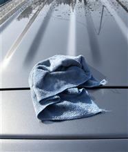 ようやく洗車ができた
