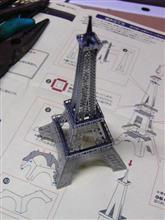 塔が建ちました。