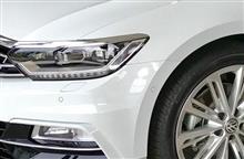 VW ACC車間距離はdrive modeで違うみたい