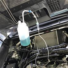 エンジン洗浄メニュー特価実施中