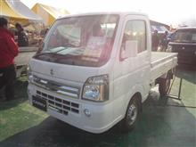 〈展示車〉SUZUKI New CARRY Track KX