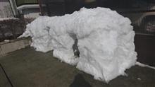 雪解けが待ち遠しいですね。