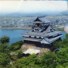 ◆【犬山城】サイズ的に威圧感がないからでしょうか