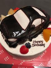 プジョーRCZ 3Dオーダーケーキ