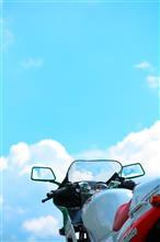 今朝起きた時はまだ、今日はバイク乗るゾって決めてたんだ・・・ (  ´・ω)