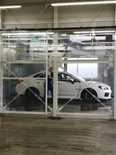 KeePer LABOで一か月無料点検洗車して頂きました